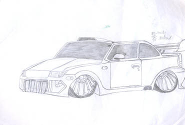 Tunned Car by thanatos883