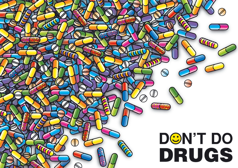 Don t do drugs by dave ooo