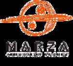 Marza Animation Planet logo with Verizon byline