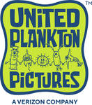 United Plankton Pictures logo with Verizon byline