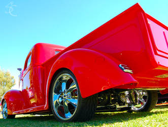 Hot Rod Ford Pickup by ShannonCPhotography