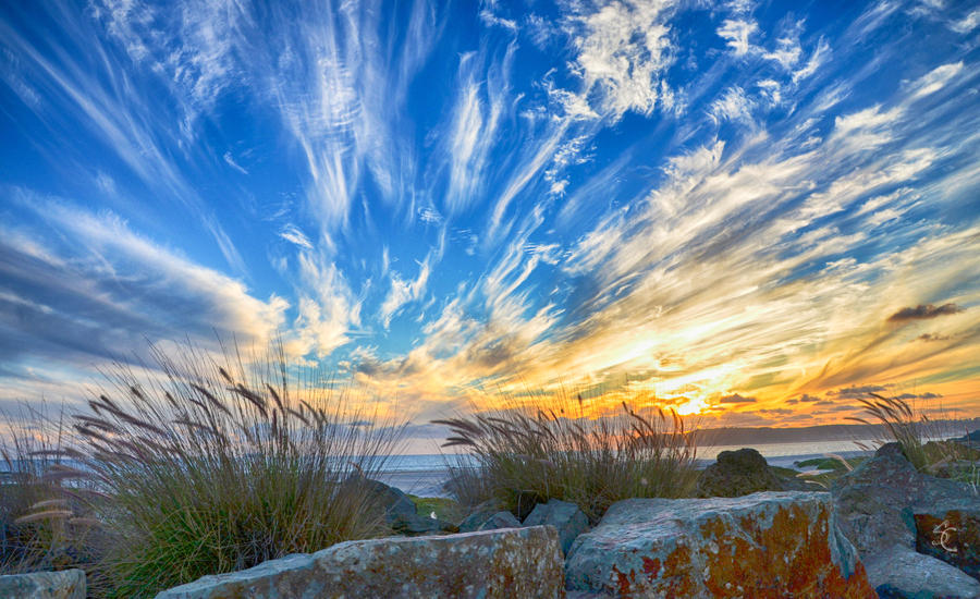 Coronado Sunset by ShannonCPhotography