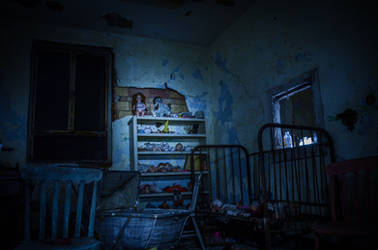 Haunted Hospital by ShannonCPhotography