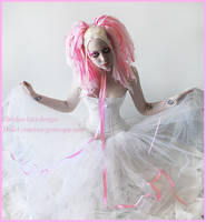 . the doll princess . by Countess-Grotesque