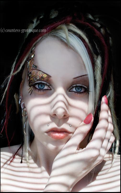 . tick tock . by Countess-Grotesque