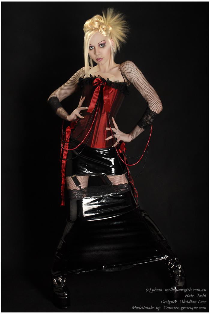. flection . by Countess-Grotesque