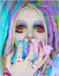 . how I became a rainbow .