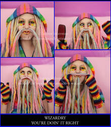 moderately attractive wizard by Countess-Grotesque