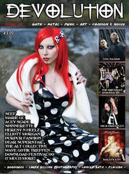 . devolution magazine . by Countess-Grotesque