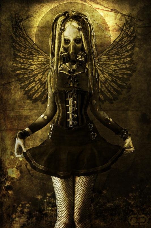 . Enepsigos the fallen . by Countess-Grotesque