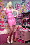 . barbie girl .