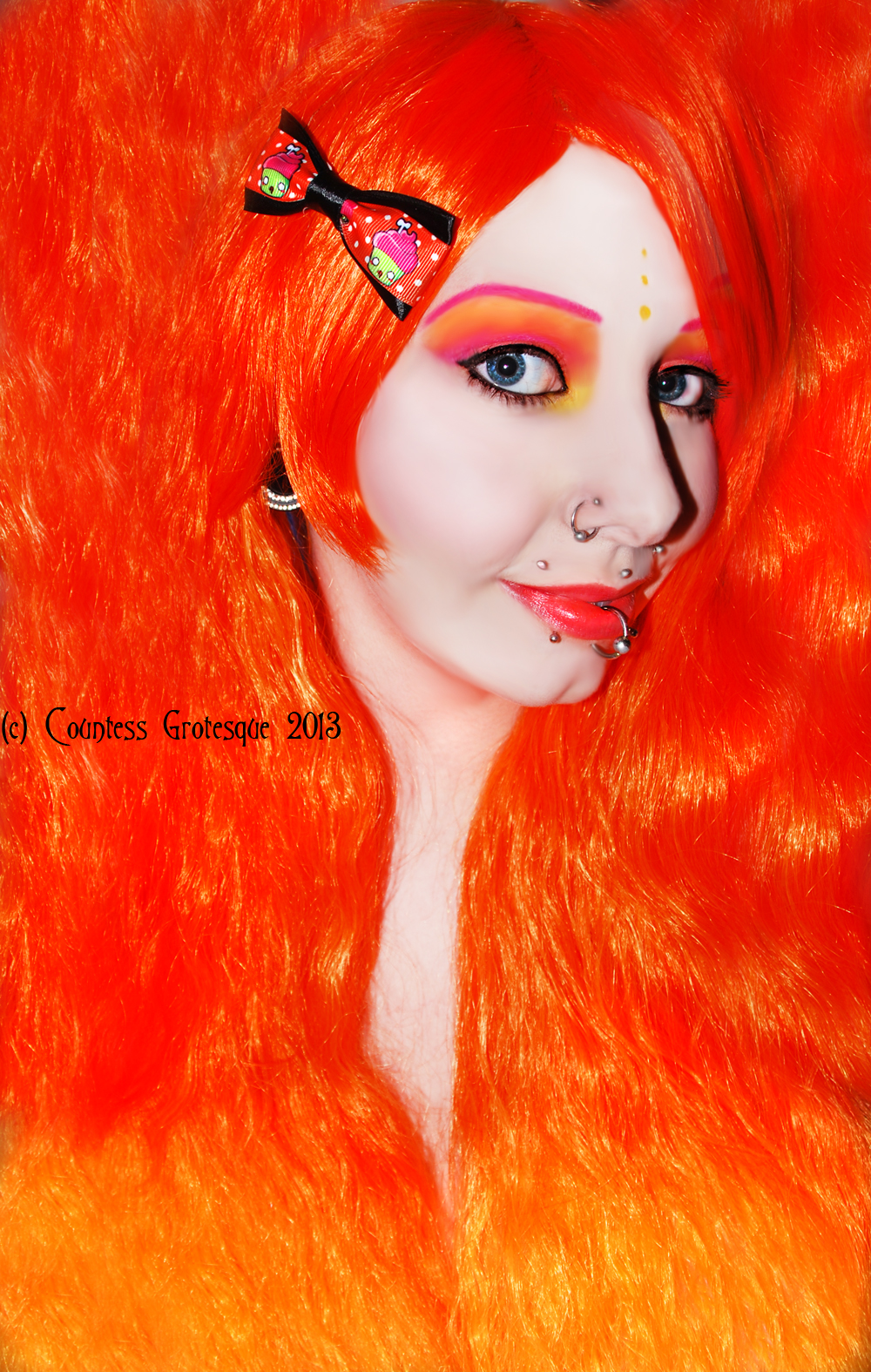 I am my hair pt 2 by Countess-Grotesque