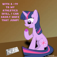 ATG Week 9 - On-Paper Athlete by Invidlord
