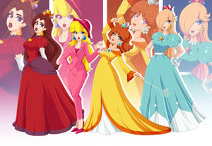 Quartet Beauties