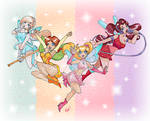 Winx Princesses (Together)