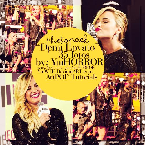Photopack 71 Demi Lovato by YuiWTF