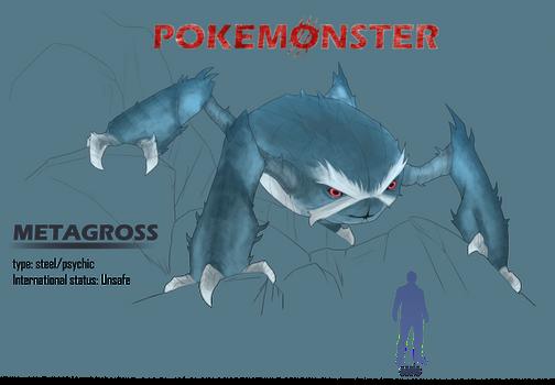 Pokemonster - Metagross
