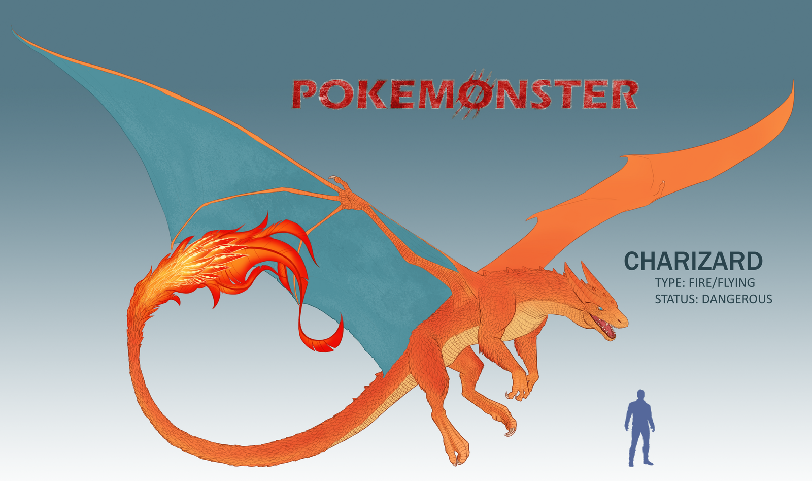 Pubg By Sodano On Deviantart: Charizard By MissMagnificent On DeviantArt