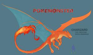Pokemonster - Charizard