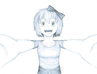 Would you like a hug?