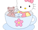 Big Hello Kitty by EvelynRegly