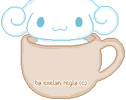 Cinnamoroll Pixel by EvelynRegly