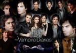 Vampire Diaries BG Damon