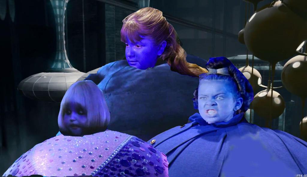 Violet Blueberry Violet Beauregarde   w...
