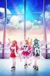 Star Guardians - Group