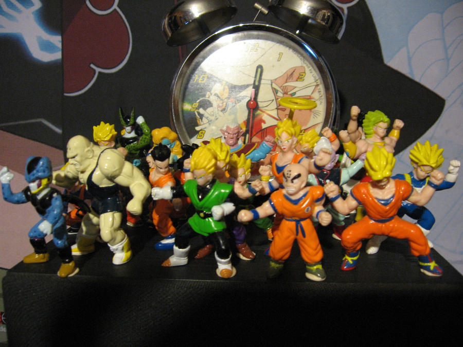 Dragon ball z juguetes originales coleccionables y de for Dragon ball z living room