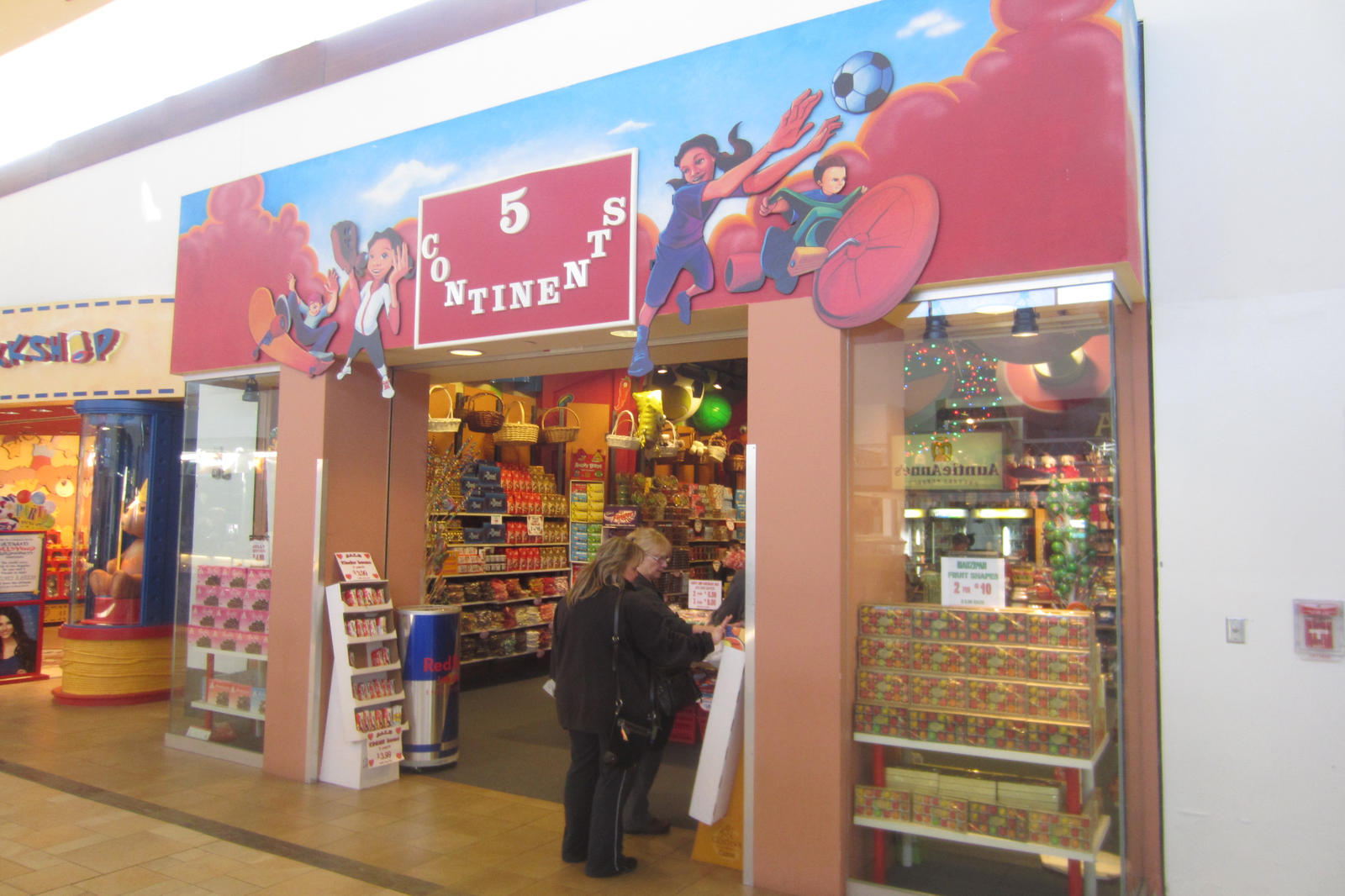 5 Continents Candy Store by MetalGriffen69 5 Continents Candy Store by  MetalGriffen69. 5 Continents Candy Store by MetalGriffen69 on DeviantArt