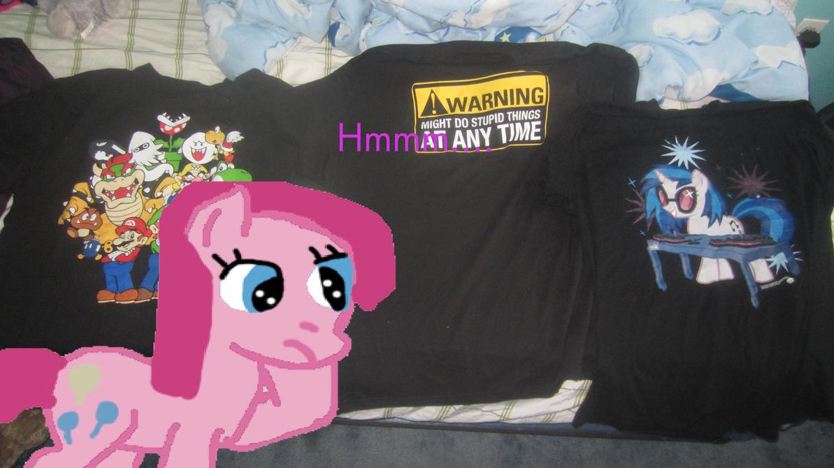 Pinkie Pie deciding by MetalGriffen69. Pinkie Pie deciding by MetalGriffen69 on DeviantArt