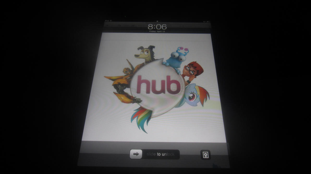 The Hub ipad wallpaper by MetalGriffen69. The Hub ipad wallpaper by MetalGriffen69 on DeviantArt