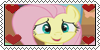 In love with Fluttershy by MetalGriffen69