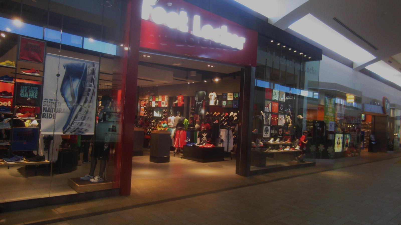 Footlocker Store by MetalGriffen69 Footlocker Store by MetalGriffen69. Footlocker Store by MetalGriffen69 on DeviantArt