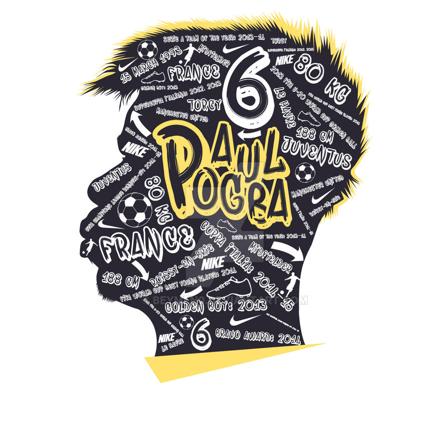 Paul Pogba By Beymen0 On DeviantArt