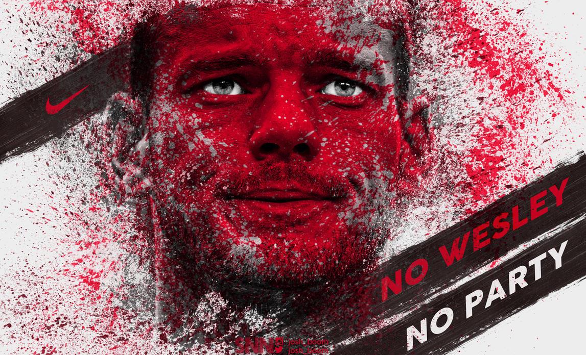 No Wesley No Party by beymen0