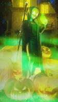 Halloween Witch_Art