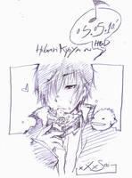 FreeSketch21th-KHR-HBD 18 sama by xxxsai