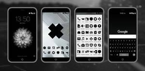 android customization. Meizu MX4 (Nova + Xposed)