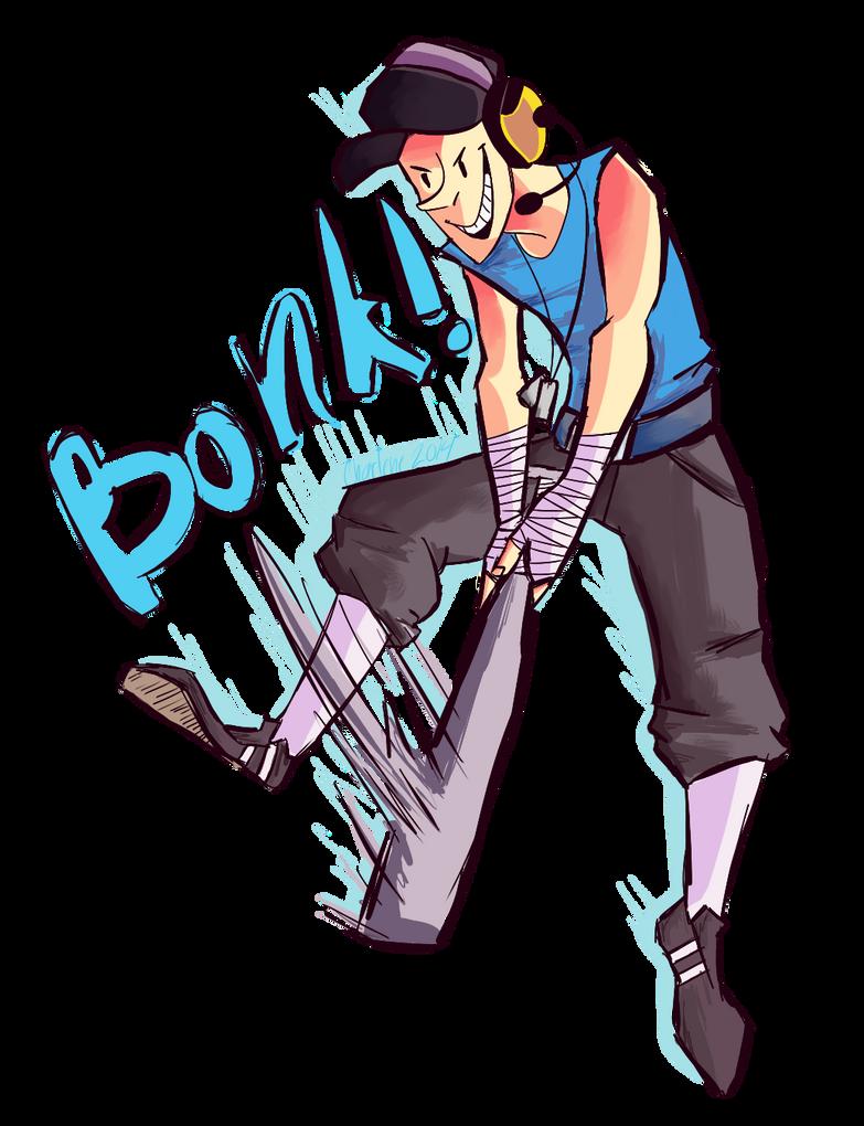 scout BONK by MistyPancakez