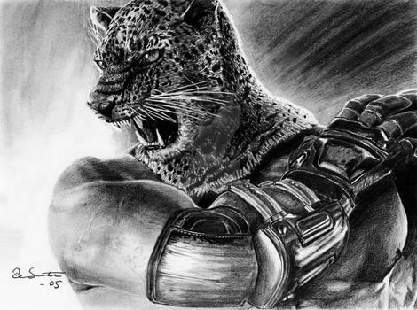 King from Tekken