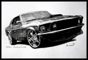 Ford Mustang HT -69