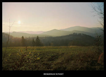 Beskidian Sunset by gshegosh