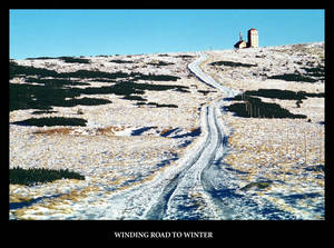 Winding Road to Winter
