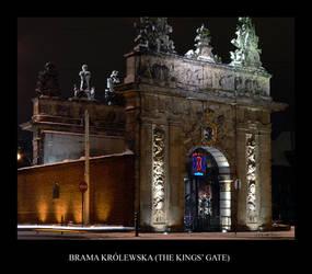 Brama Krolewska - Kings Gate