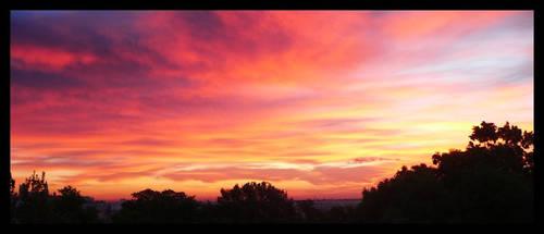 The Daybreak by gshegosh