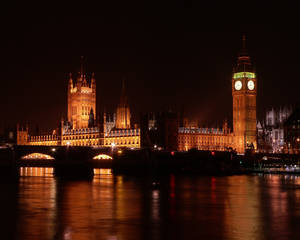 Houses of Parliament wallpaper
