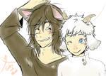 Gabu and Mei