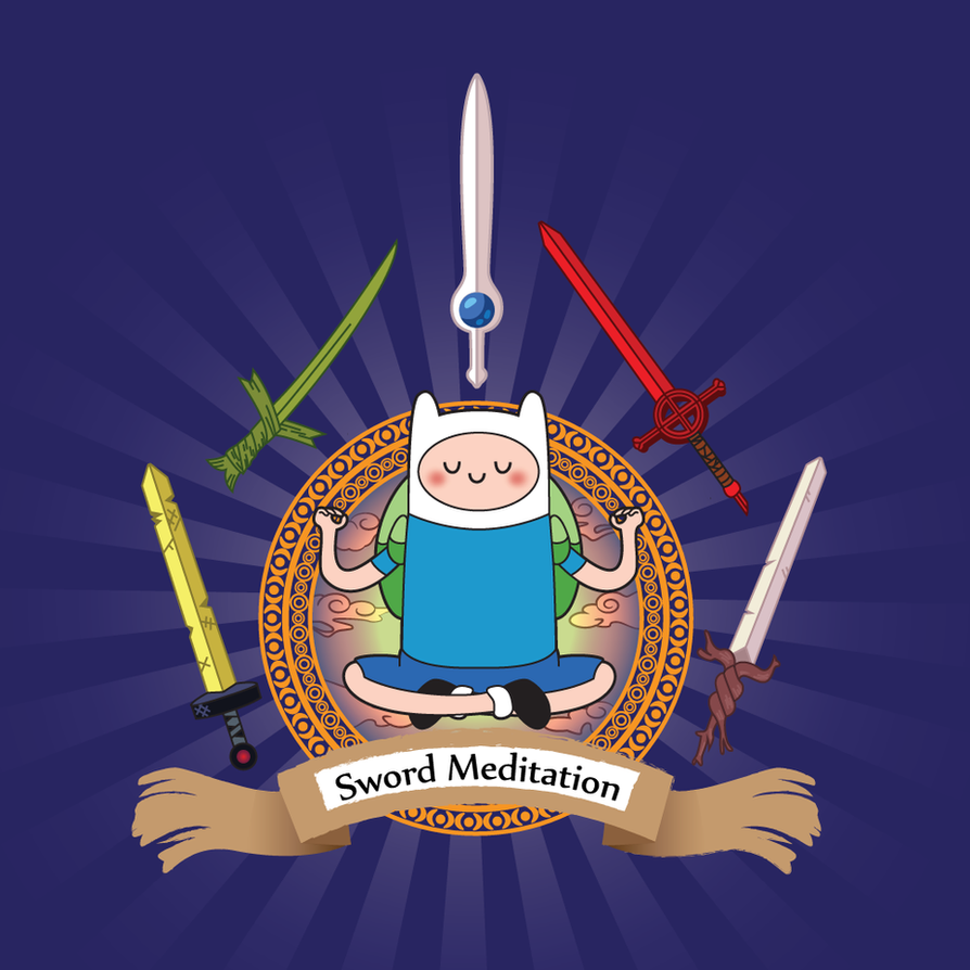 Adventure Time Entry Sword Meditation By Albels Wish On